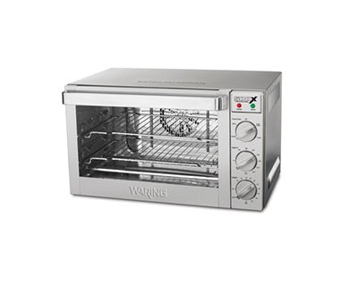 Waring Wco500X Half-Size Countertop Convection Oven, 120V/1Ph, Each