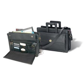 Columbia University - Leather Attache Case