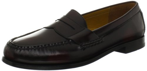 Cole Haan Men's Pinch Penny Loafer, Burgundy, 10.5 D US (Cole Haan Dress compare prices)