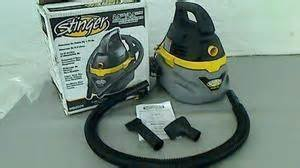 Stinger 2.5 Gallon Wet/Dry Vac front-6963