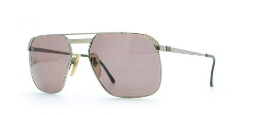 Dunhill -  Occhiali da sole  - Uomo Argento argento