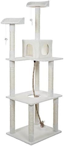 PAW Sleep and Play Cat Toy Tree