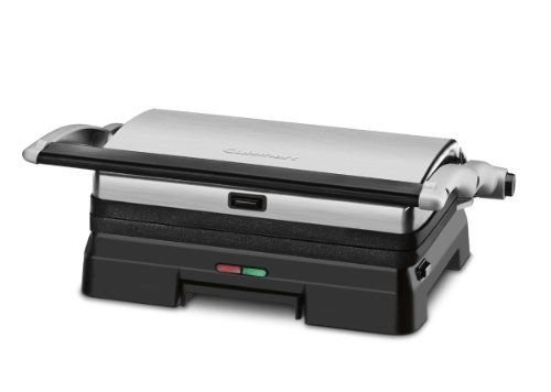 Brand New Cuisinart GR-11 Griddler Grill & Panini Press Appl (gr11) IGN
