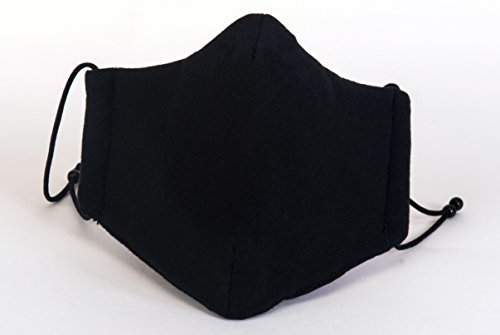 Organic-Cotton-M11-Anti-virus-Mask-Black
