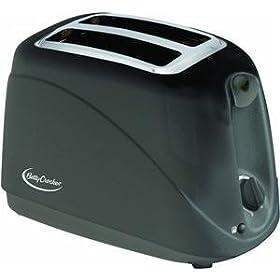 Betty Crocker Appliances BC1608UB 2-Slice Toaster