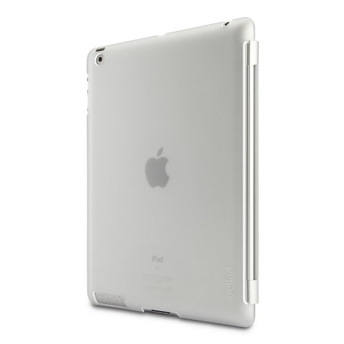 Belkin Snap Shield Case for the Apple iPad 3 (3rd Generation) (Clear)