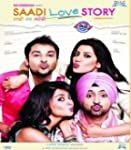 Saadi Love Story Bollywood DVD With E...