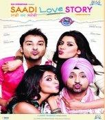 Saadi Love Story Bollywood DVD With English Subtitles