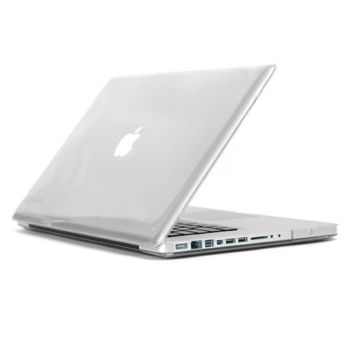 Speck Products See Thru Case for Pro 15-inch MacBook Aluminum Unibody/Black Keyboard (Clear)