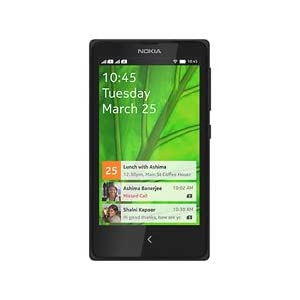 Buy Nokia X At Lowest Price Of Rs 6227 Dual SIM Black