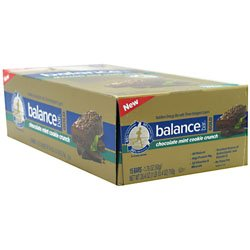 BALANCE BAR GOLD BAR,CHOC MINT COOKIE, 1.76 OZ (Balance Energy Bars compare prices)