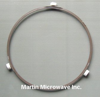 GE Microwave Oven Roller Wheel / Turntable Support / Rotating Ring WB06X10001