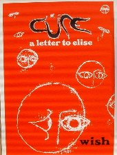 Letter To A Cure Elise, 96 x 133 cm-Poster locandina