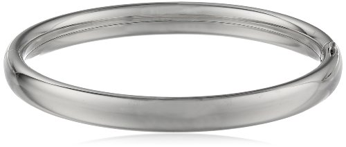 Sterling Silver Hinged Baby Bangle Bracelet
