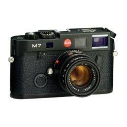 ライカ フイルムカメラ M7 エングレーブ 0.72 ブラック (premium vintage)