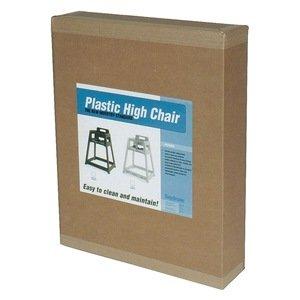 Plastic Restaurant High Chair