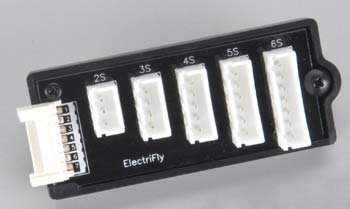 Great Planes ElectriFly Triton EQ Balance Board LiPos GPMM3200