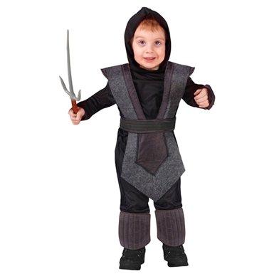 Boys Leather Ninja Martial Arts Small Halloween Costume