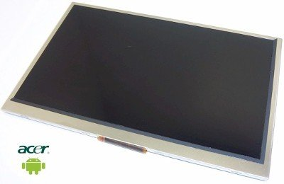 Acer Iconia Tab A100 Tablet Repair Replacement Lcd Display Panel Monitor (Without Touch Screen Digitizer Glass Part) front-439182