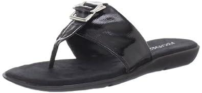 Aerosoles Women's Savvy Sandal,Black Combo,5 M US