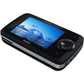 Memory Kick Si 500 GB Data Backup Solution, Photo Viewer & Backup, Video Player, MP3 Player & Card Reader - Black