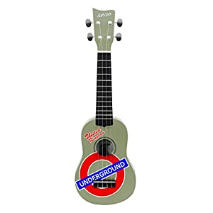 Ashton Ukulele London Underground