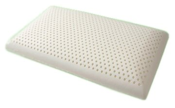 STANDARD SIZE - All Natural Organic Latex Pillow