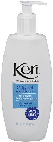 Keri Original Body Lotion for Dry Skin, 15 Ounces