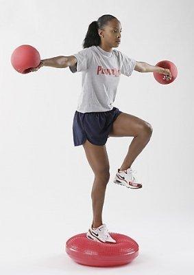 CorDisc Torso Stabilizing Body Balance Trainer