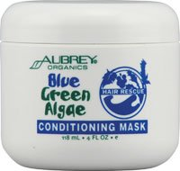 Aubrey Organics Conditioning Mask Blue Green Algae -- 4 Fl Oz