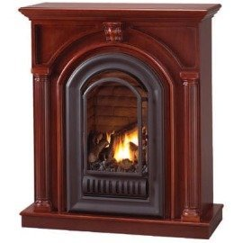 hearth sense a series vent free fireplace