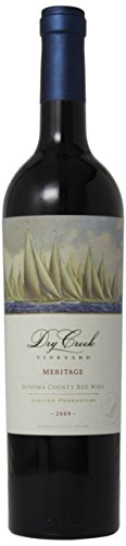 2009 Dry Creek Vineyard Meritage, Sonoma County 750 mL