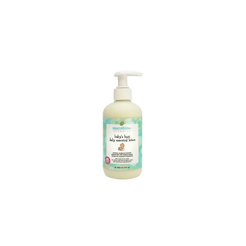 Mambino Organics Baby'S Best Daily Lotion 8 Fl Oz back-840366