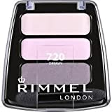 RIMMEL COLOUR RUSH TRIO EYE SHADOW DREAMY