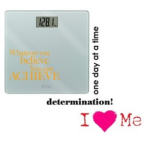 Image of Weight Watchers Inspirational Scale, Model WW58S, 1 ea (B0076OJIGA)