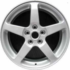 2005-2009 - PONTIAC - G6 - 17x7 - 5-110 - 5 SPOKE - FACTORY OEM WHEEL RIM-REMANUFACTURED (Pontiac G6 Rims compare prices)
