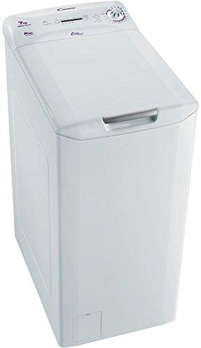Candy EVOT 12071 D machine à laver - machines à laver (Autonome, Charge supérieure, A+, A, B, Blanc)