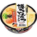 サッポロ一番 麺'sトッピング 博多とんこつラーメン 明太子ソーストッピング 1ケース(12食入)