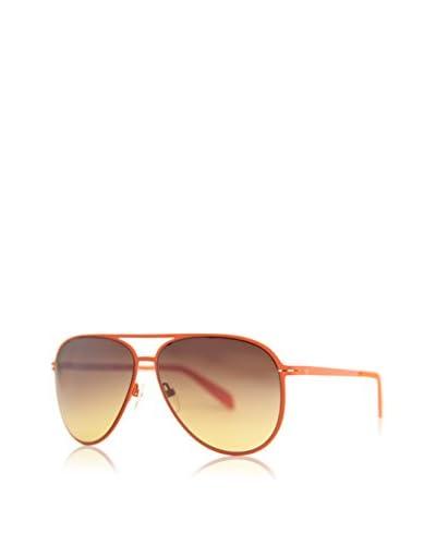 CALVIN KLEIN Occhiali da sole 2138S-286 (59 mm) Arancione/Marrone