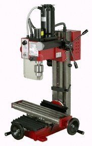 Central-Machinery-Two-Speed-Variable-Bench-MillDrill-Machine