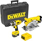 Dewalt DC935SB 14.4V Twin Pack