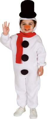 Toddlers Lil' Snowman Costume
