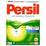 Persil Laundry Detergent 120 Loads (Case of Three 40 Load Boxes)
