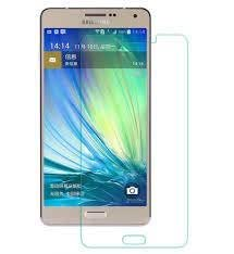 Tempered Glass/Screen Protecor for Samsung A7