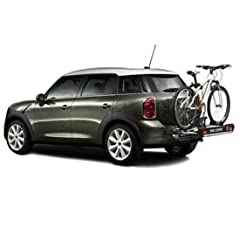 Genuine MINI Countryman Bicycle Holder - Rear Mounted for 2 Bicycles by MINI
