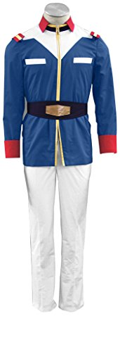 Mtxc Men's Mobile Suit Gundam 0079 Cosplay Costume Union Army Uniform