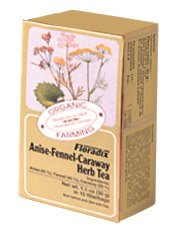 FloradixF Anise Fennel And Caraway Organ 15 Bags