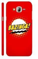 KALAKAAR Printed Back Cover for Samsung Galaxy J3,Hard,HD Matte Quality,Lifetime Print Warrenty