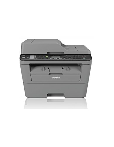 Brother MFCL2700DW Compact Laser All-In One Printer with Wireless Networking and Duplex Printing (Printer Wireless Direct compare prices)