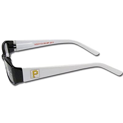 MLB Pittsburgh Pirates +1.50 Reading Glasses Colored Frames